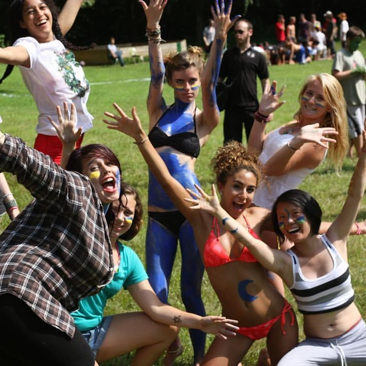 ODYSSEY TEEN CAMP -