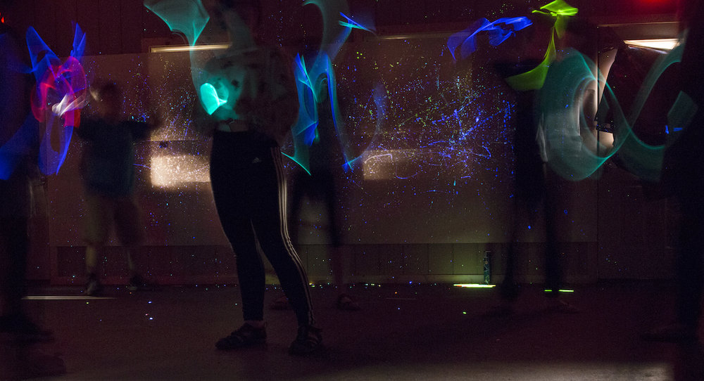 Apparently, we might have actually done EXCITING ELECTRIC DANCE EXTRAVAGANZA
