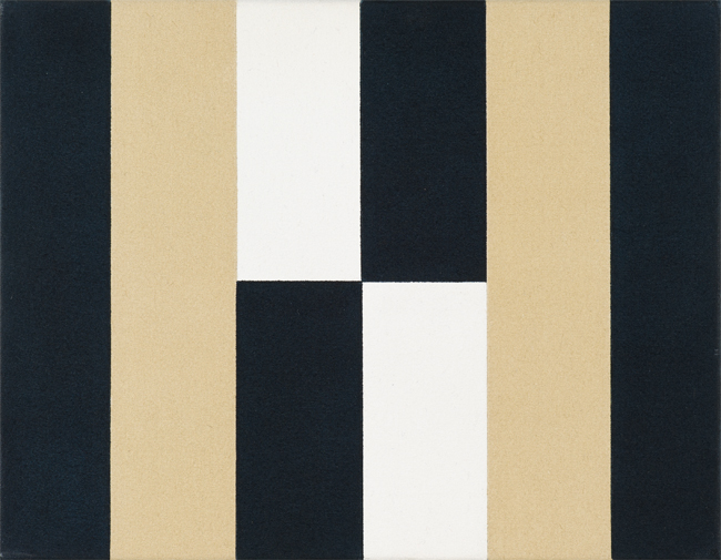Gordon Walters,  Untitled,  1993, acrylic on canvas