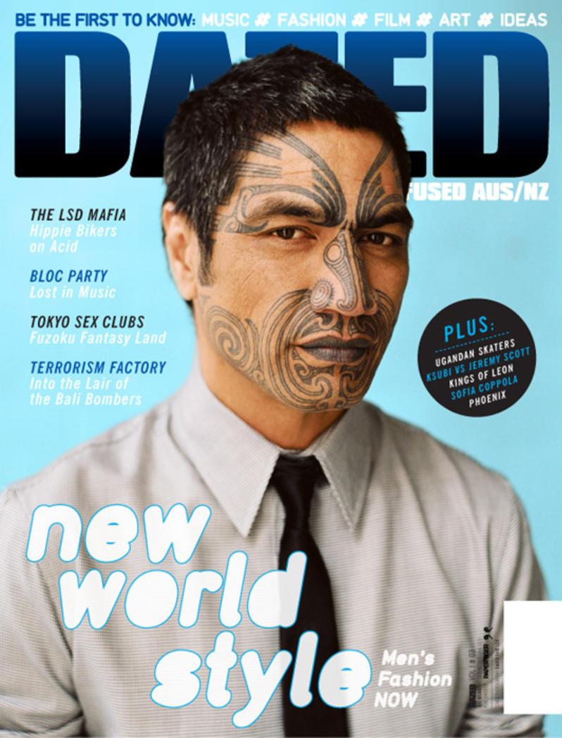 new world style /  dazed