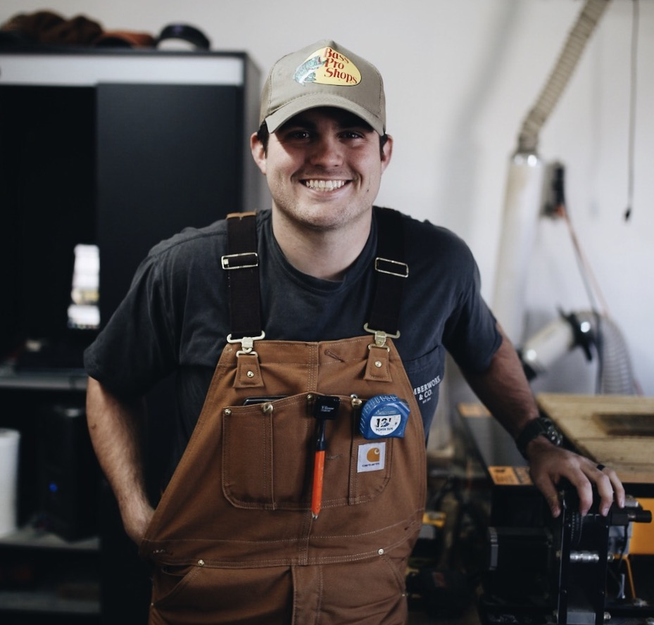 Austin dennis - OWNER AND FOUNDER OF TIMBERWORK & CO.