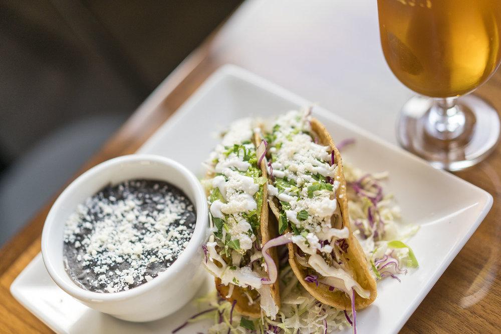 Crispy Veggie Tacos
