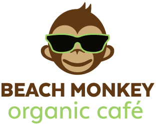 Beach Monkey Organic Cafe: Linda Mar Beach, Pacifica, CA; Acai Bowls & Pour Over Coffee