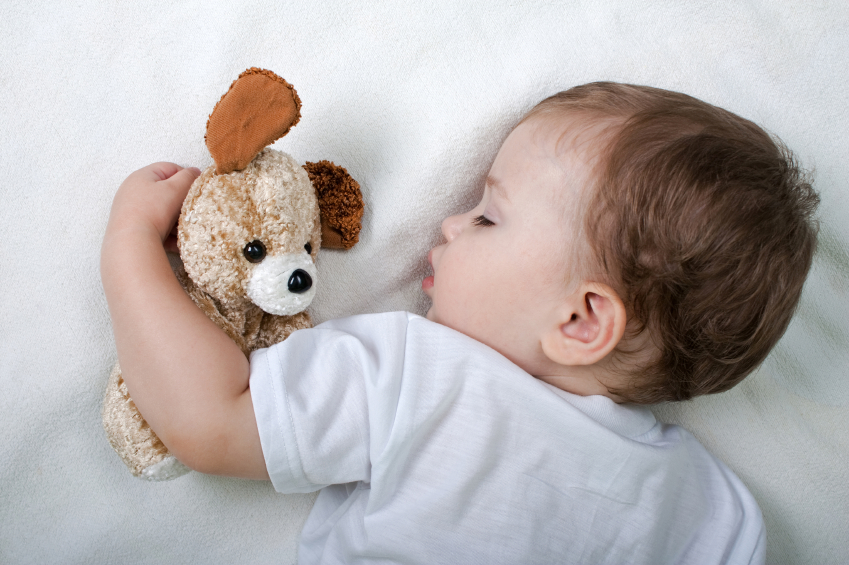 Teach your Baby to Self Soothe -