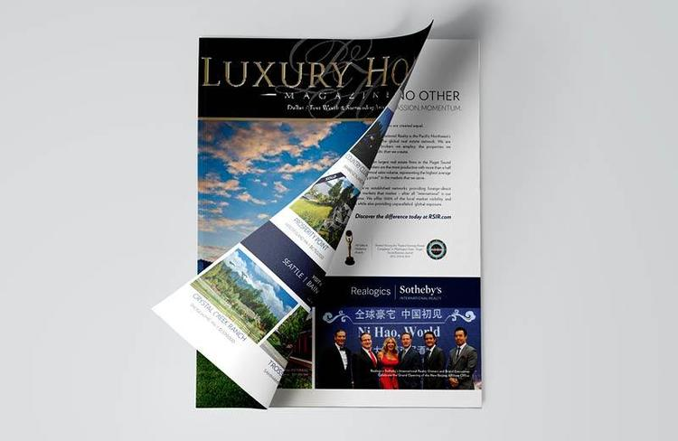 Luxury Homes Magazine Realogics Sotheby's International Realty