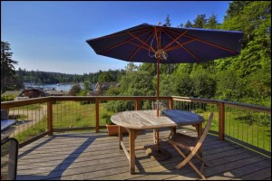 Bainbridge Island coastal living home for sale