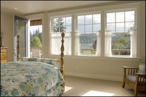 Bainbridge Island Home for sale - Master Bedroom