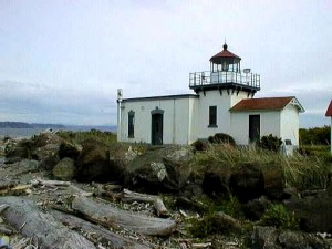 Save Historic Lighthouse Waterfront Park Hansville