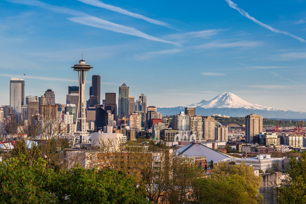 Seattle Real Estate Market, Fastest in Nation