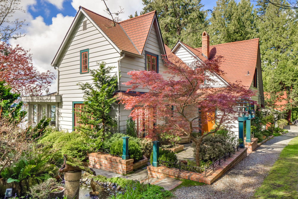 Listing a Home in May on Bainbridge Island