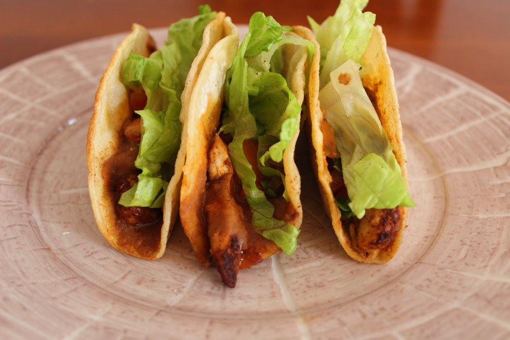 Chicken Tacos Jams Hungry