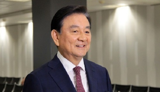 US special envoy Hong Seok-hyun (Yonhap)