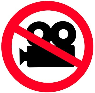 Movie Babies Banned List - Hollywood has been naughty and needs to be put in Time Out! Any jokes, tropes or clichés that are overplayed are put up for vote and those guilty are banned henceforth! Banned items are SHAMED! Sternly worded letters are crafted and sent to Hollywood whenever trailers are in violation of the Movie Babies Banned List.