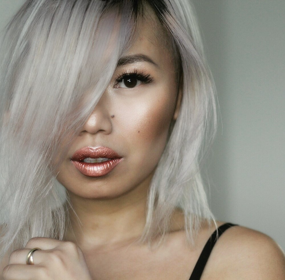 mayo nguyen toronto makeup artist NYX cosmic meals speed of light