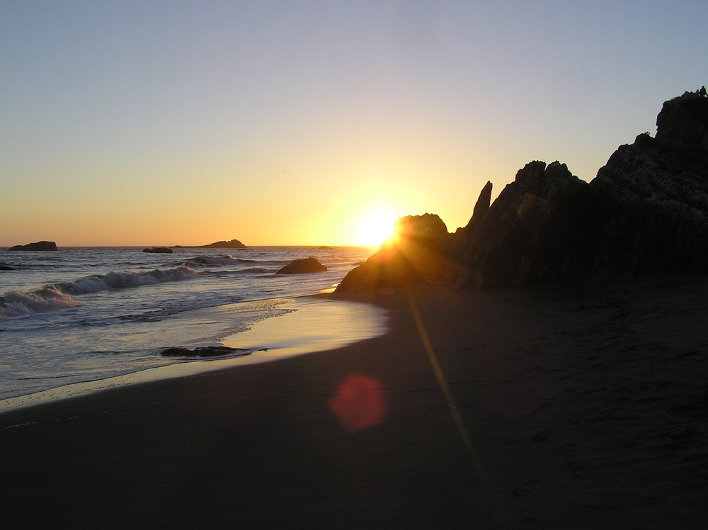HARRIS BEACH STATE PARK - Brookings - What to do in Southern Oregon - Camping