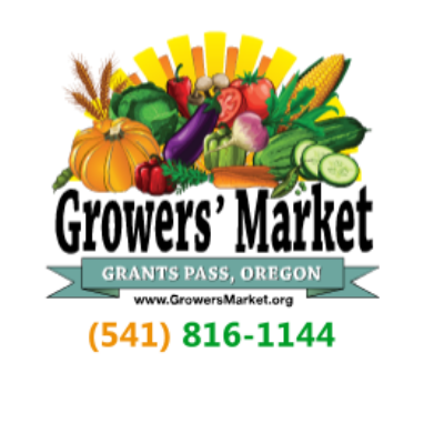 GRANTS PASS GROWER'S MARKET - What to do in Southern Oregon - Things to do in Grants Pass with Kids