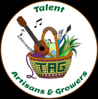 TALENT ARTISANS & GROWERS MARKET - What to do in Southern Oregon - Things to do in Talent with Kids - Events Calendar