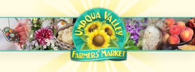 UMPQUA VALLEY FARMERS MARKET - What to do in Southern Oregon - Things to do in Roseburg with Kids - Events Calendar