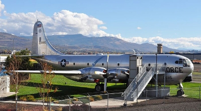 KC-97 FUEL TANKER - What to do in Southern Oregon Birhtday Parties - Things to do in Medford