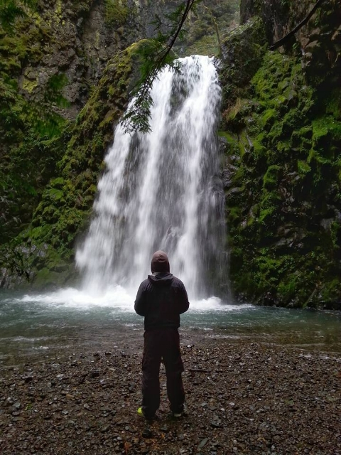 FALL CREEK FALLS - What to do in Southern Oregon - Things to do in Roseburg - Waterfalls