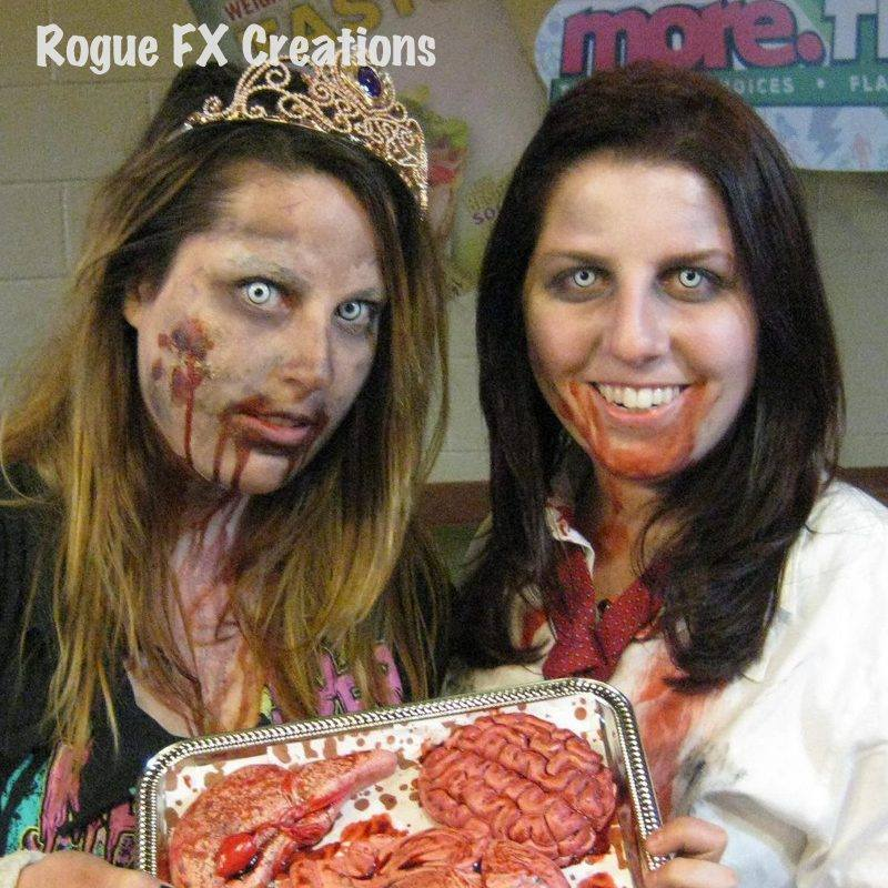 MEDFORD COMIC-CON 2017 - What to do in Southern Oregon - THings to do - Rogue FX Creations