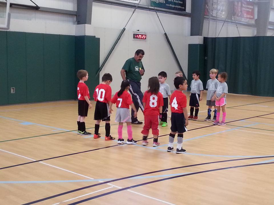 INDOOR SOCCER with Medford Parks and Recreation - What to do in Southern Oregon- Things to do in Medford - Events Calendar - Sports