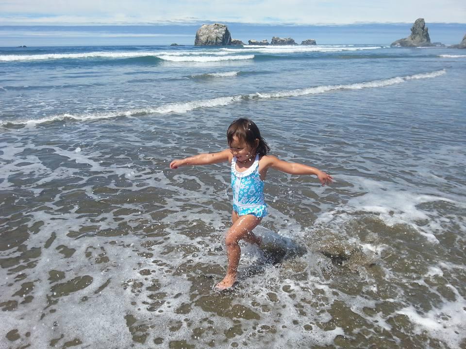 Face Rock Beach, Bandon, Oregon