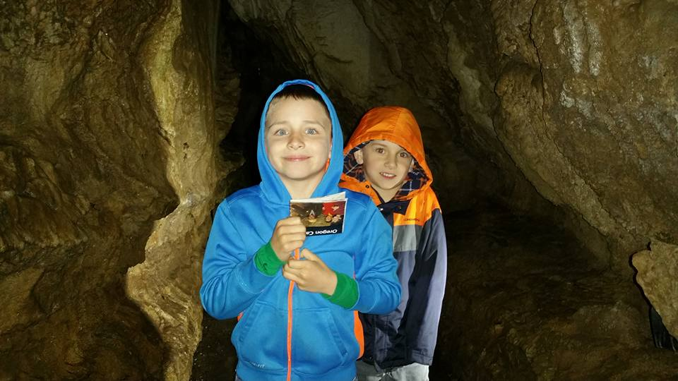 OREGON CAVES NATIONAL MONUMENT - What to do for Spring Break in Southern Oregon- Things to do - Events - Places to go