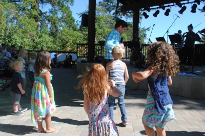 BRITT FESTIVAL  FREE CHILDREN'S CONCERT - What to do in Southern Oregon - Things to do in Jacksonville - LIVE MUSIC - FREE - Kid-Friendly
