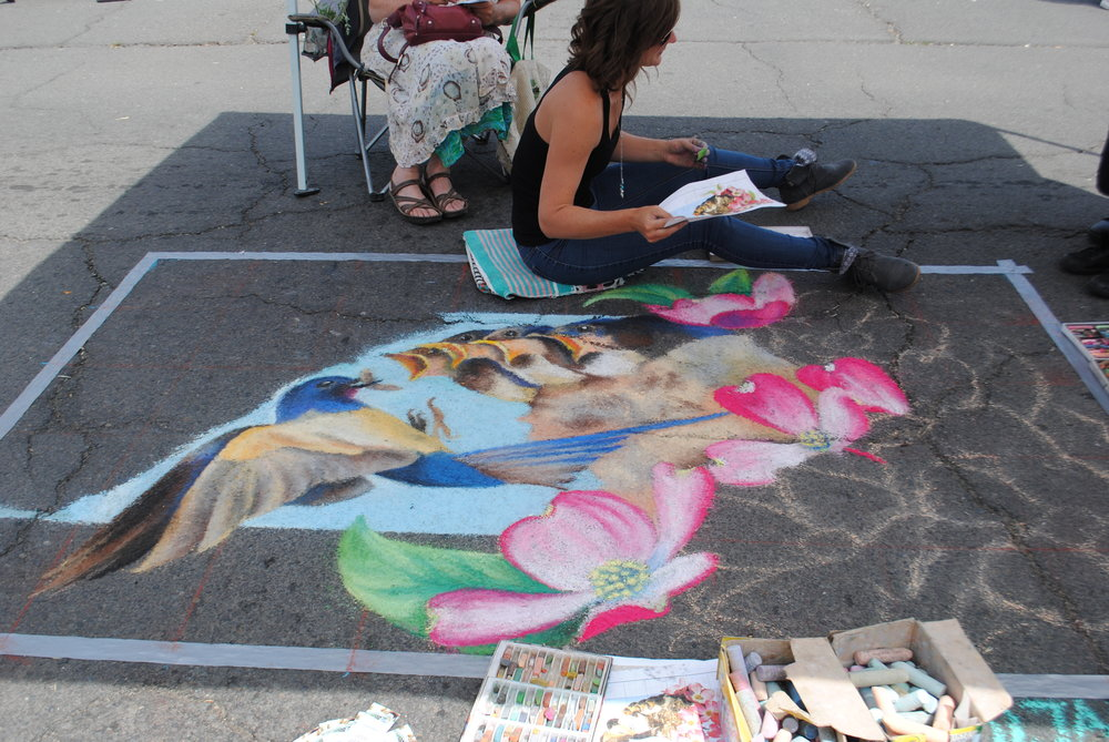 MEDFORD ART IN BLOOM - What to do in Southern Oregon - Things to do - Events - Mother's Day
