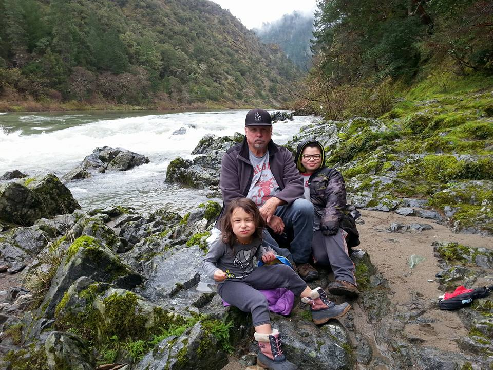RAINIE FALLS - HIKING WITH KIDS