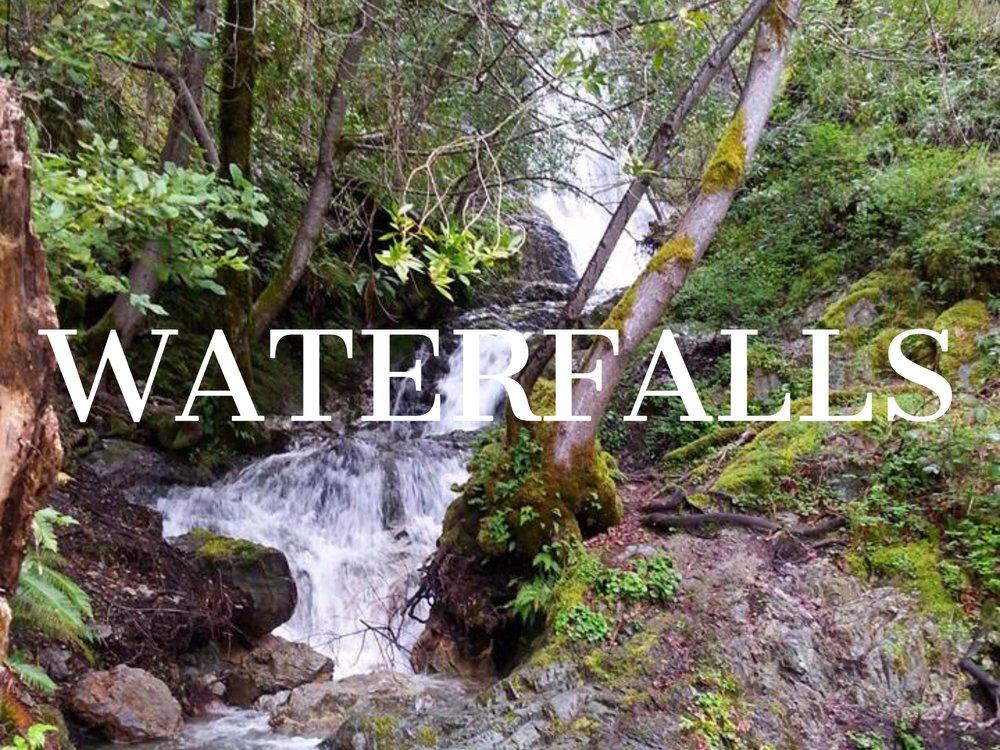 WATERFALLS IN SOUTHERN OREGON