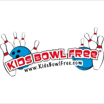 KIDS BOWL FREE  - 2 Free games a day June 2nd - Aug 28th
