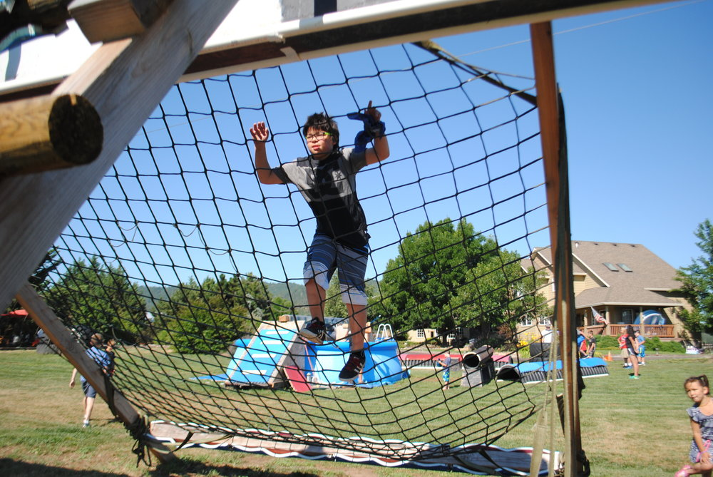 HIGS GYM PARKOUR CAMP - What to do in Southern Oregon - Things to do - Central Point - Kids