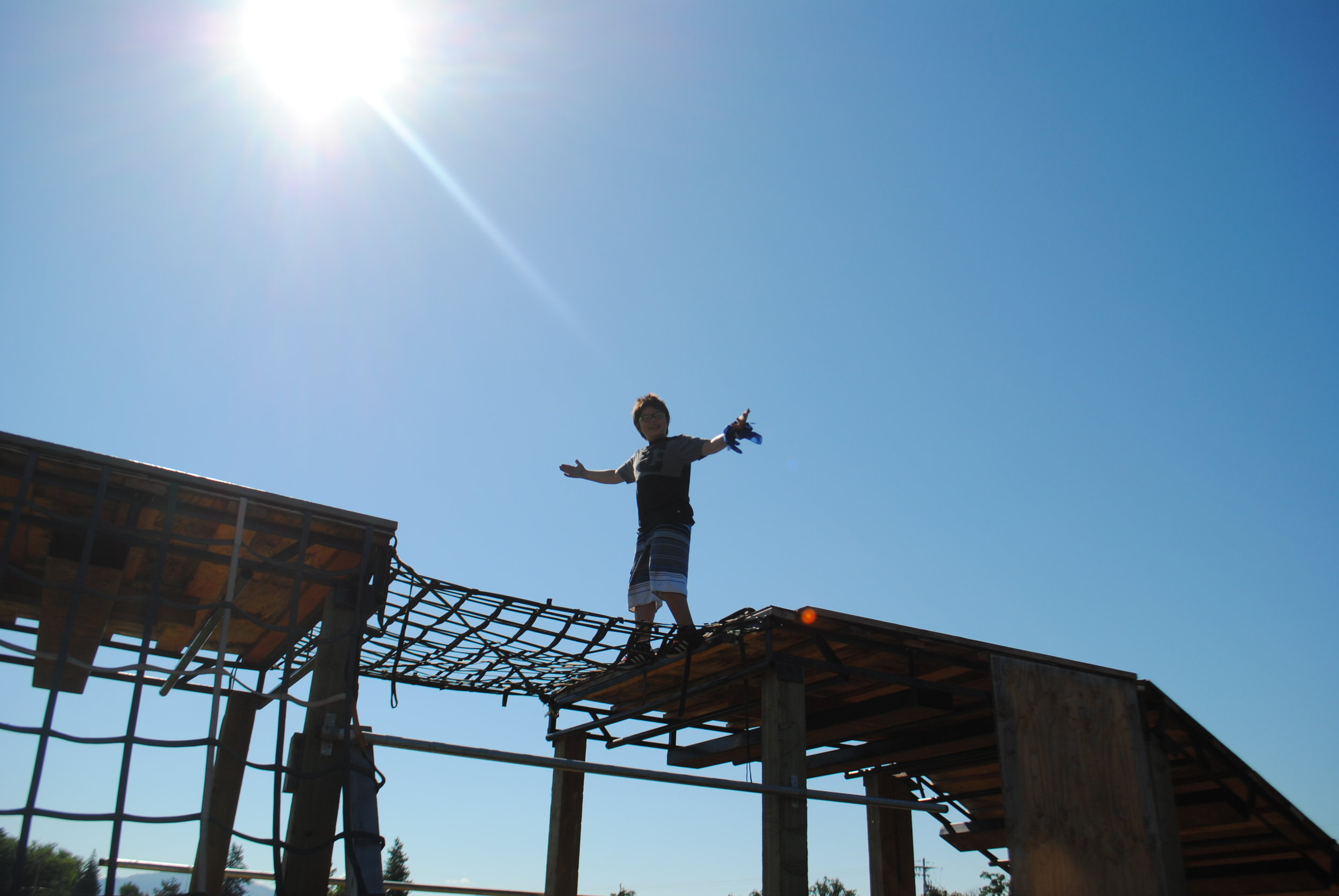 parkour summer camps at higs gym u2014 what to do in southern oregon