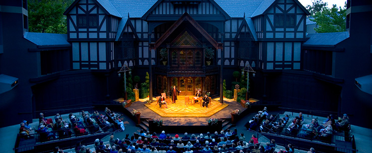 Photo credit:  Oregon Shakespeare Festival