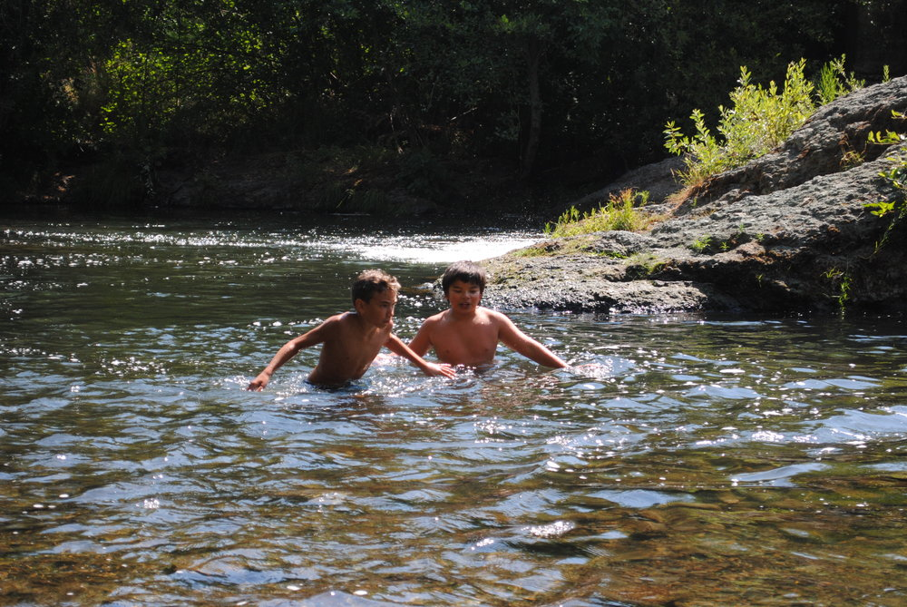 CROWFOOT FALLS - What to do in Southern Oregon - Swiming Hole - Trail, Oregon - Kids