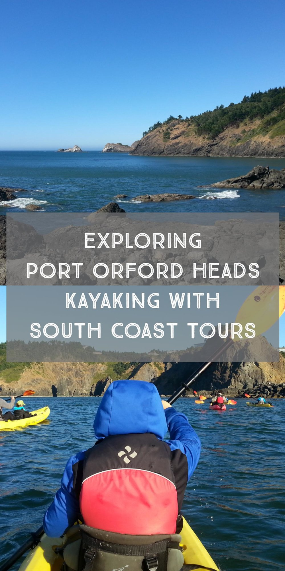 EXPLORING PORT ORFORD HEADS KAYAKING WITH SOUTH COAST TOURS