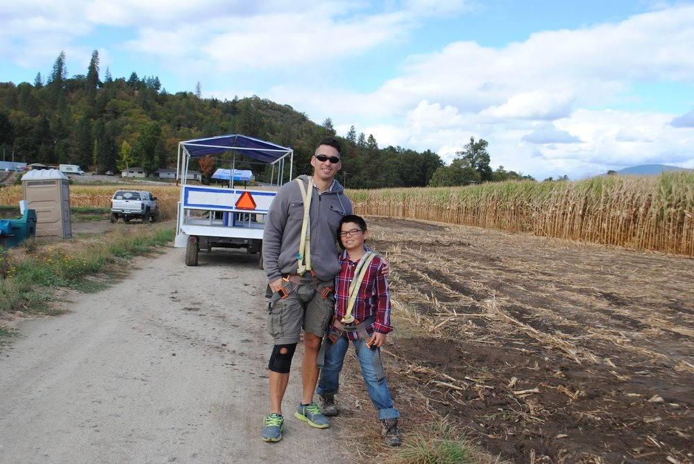 Fort Vannoy Farms Harvest Festival - Grants Pass, Oregon - Josephine County - Rogue Valley - Southern Oregon - Fall - Autumn - Pumpkin Patch - Corn Maze - Hayrides (65).JPG