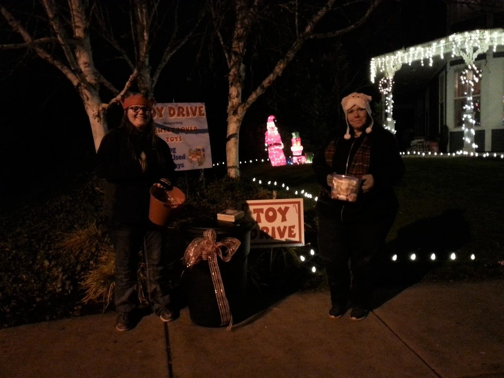 CHRISTMAS LIGHTS TRAIL IN MEDFORD - What to do in Southern ORegon