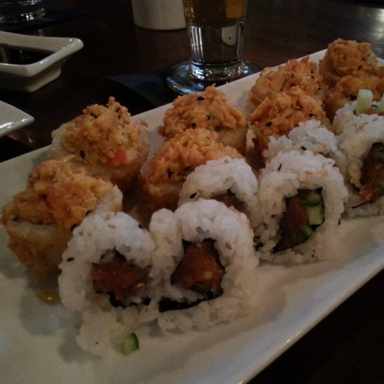 SUSHI - Kobe - What to do in Southern Oregon - Where to eat in Ashland