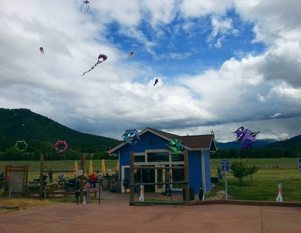 Longsword Kite Festival - Jacksonville - What to do in Southern Oregon - Applegate - Ruch - Kids - Family