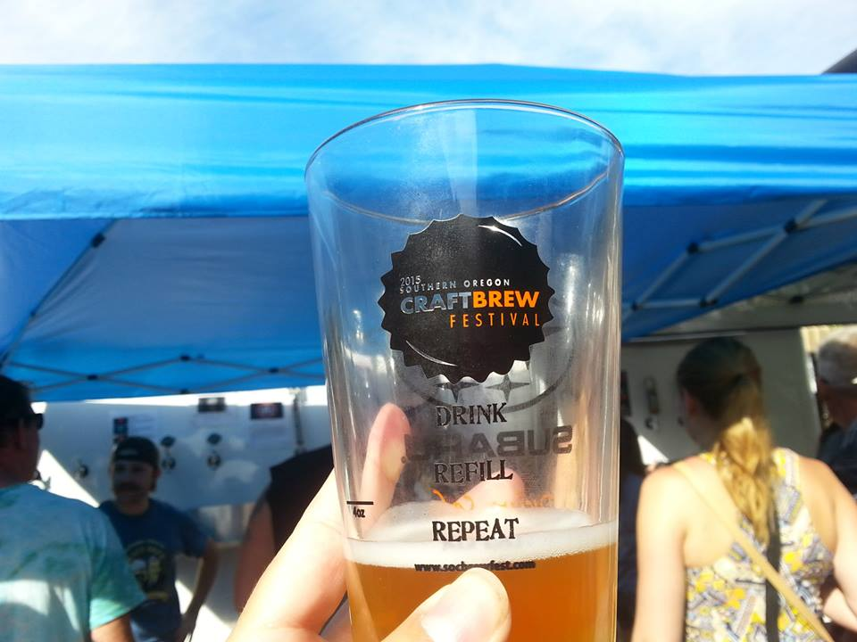Southern Oregon Craft Brew Festival - Medford - What to do in Southern Oregon - Spring Festivals and Events - Beer
