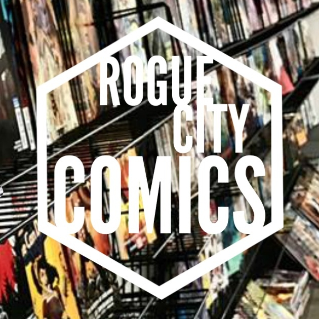 ROGUE CITY COMICS