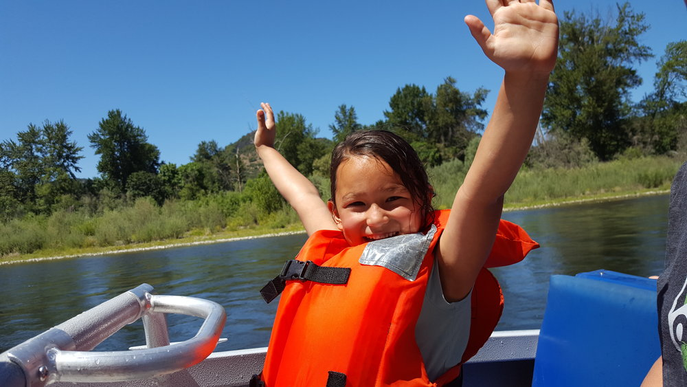 ROGUE JET BOAT ADVENTURES - WHAT TO DO IN SOUTHERN OREGON
