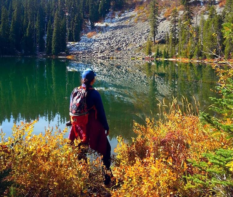 Sky Lakes WIlderness - Blue Canyon Lake.jpg