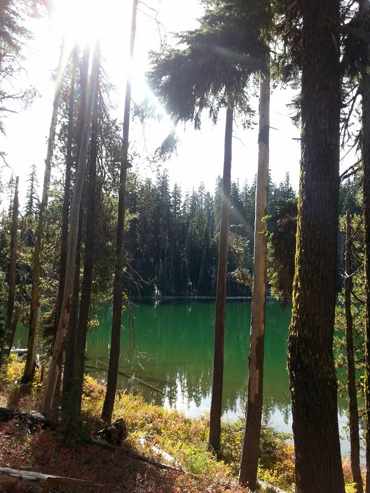 Sky Lakes Wilderness - Blue Canyon Basin - Klamath Falls - Hiking - What to do in Southern Oregon