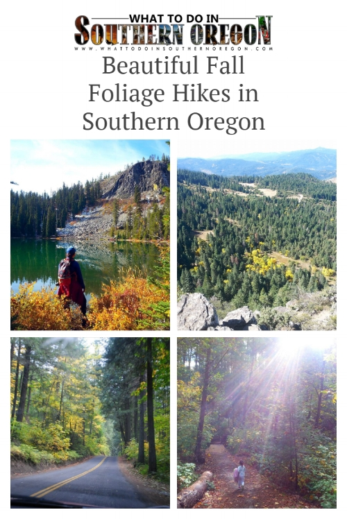 Beautiful Fall Foliage Hikes in Southern Oregon