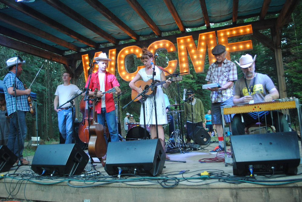 West Coast Country Music Festival - Ashland - Green Springs Inn - What to do in Southern Oregon