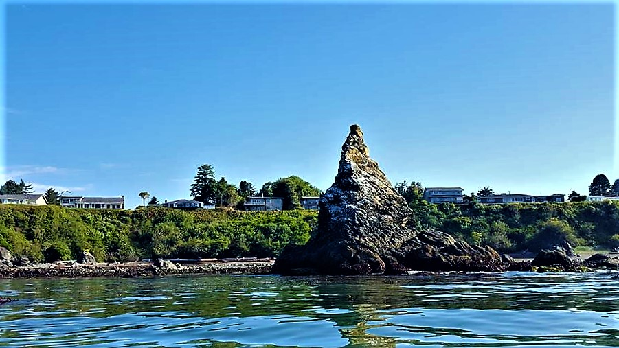 Kayaking Brookings with Kids - South Coast Tours - What to do in Southern Oregon - Travel Southern Oregon